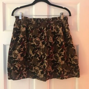 5 for $25! Loft corduroy skirt, size medium